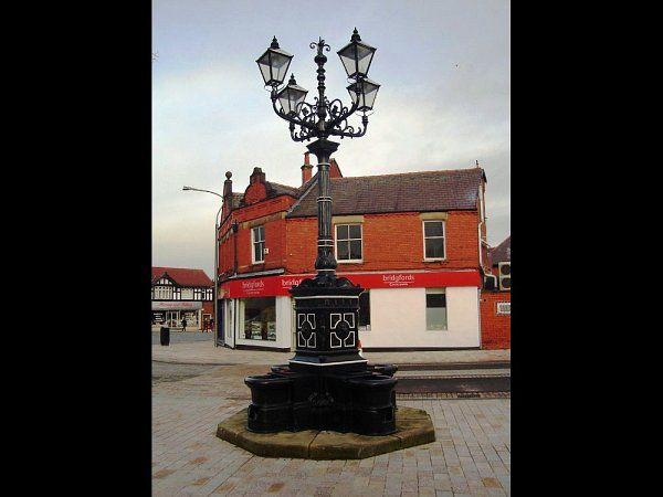 Jubilee Drinking Fountain, Poynton