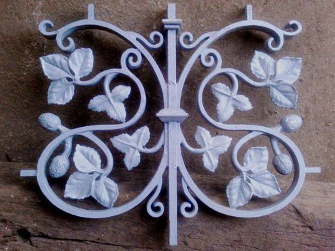 Strawberry Hill House, Twickenham - Casting detail