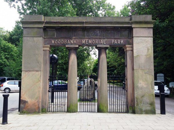 Woodbank Memorial Park, Stockport