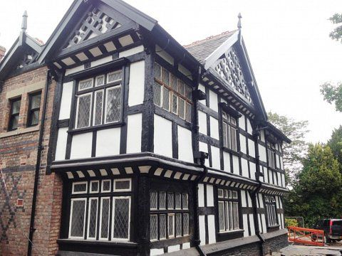 Hulme Hall, Cheadle Hulme, Stockport -