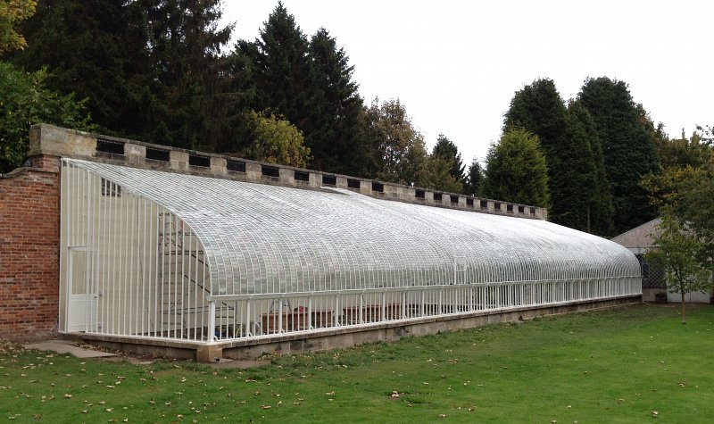 Felton Park Glasshouse commended by the Royal Institute of British Architects