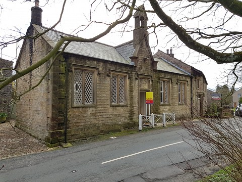 The Old School had not been lived in on a permanent basis for some time and, whilst structurally sound, some of the essential maintenance works had been neglected.