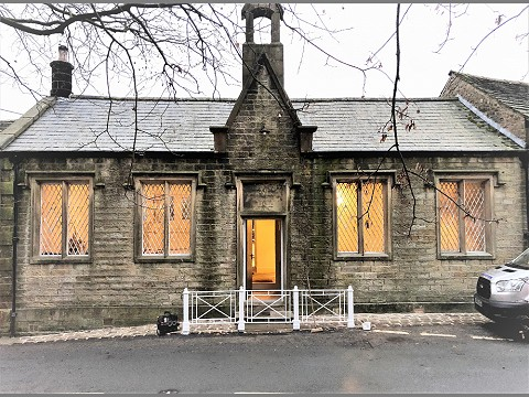 The Old School in Newton in Bowland following our restoration works.