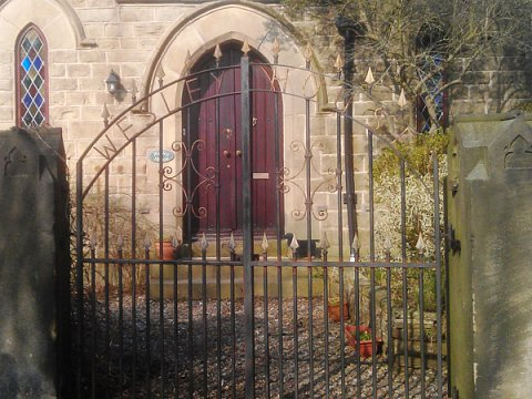 Old Chapel Gates